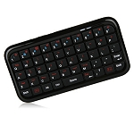 Naztech Bluetooth Mini i-Keyboard for Apple iPad and iPhone