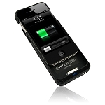 Naztech MFi 1450mAh Power Case for Apple iPhone 4 and 4S