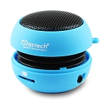 Naztech N15 Mini Boom Speakers with SD Card Slot