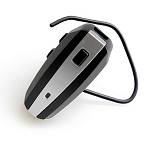 NoiseHush N500 Bluetooth Headset Black and Silver