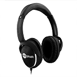 NoiseHush NX28i 3.5mm Stereo Headphone with function MIC - Black