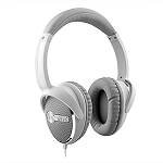 NoiseHush NX28i 3.5mm Stereo Headphone with function MIC - White