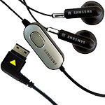 Samsung Factory Original 20S Pin Stereo Headset for T469 Gravity2 T919 Behold and Others