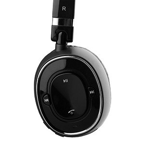 Supertooth Melody Bluetooth A2DP Stereo Headset - Black